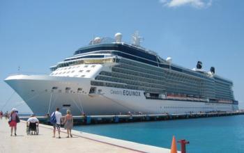 Celebrity Equinox----Porto Rico, St Martin, St Thomas, Tortola, Bahamas----