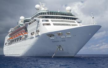 Empress of the Seas----Bahamas, Mexique, Belize----