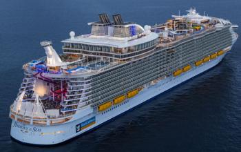 Harmony of the Seas----Couleurs des Iles : Bahamas, Iles Vierges et St Martin----