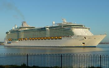Independence of the seas----Transatlantique : Direction Caraïbes----