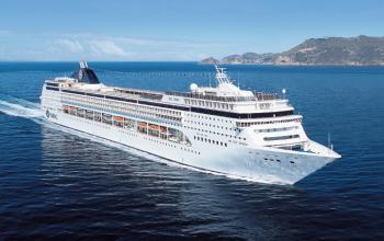 MSC Opera----Beautés de l'Adriatique et des Iles grecques----