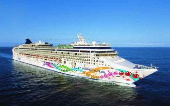 Norwegian Pearl----Transatlantique : De Rome à Miami----