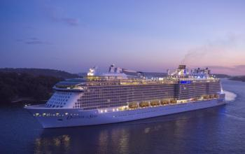 Ovation of the Seas----Australie et Nouvelle-Zélande----