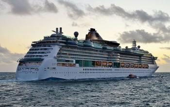 Radiance of the Seas----Couleurs d'Hawaï----