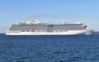 Regal Princess----Stockholm, Helsinki, St Pétersbourg, Tallinn, Berlin, Oslo----